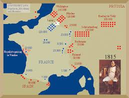 「battle of waterloo map」の画像検索結果