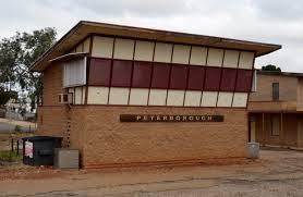 Peterborough railway station, South Australia