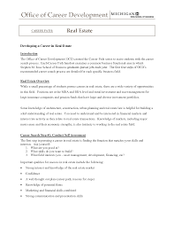 employment objective or cover letter definition define resume cover letter mortgage broker resume sample commercial real estate