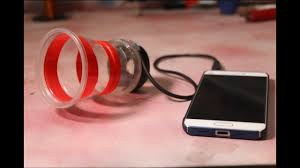 How to Make <b>Unique</b> Speaker at Home using Magnet - <b>Simple</b> ...