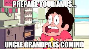 Steven Universe/Uncle Grandpa Crossover meme by Broxome on DeviantArt via Relatably.com