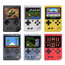 ALLOYSEED <b>Mini Portable Pocket Handheld Game</b> Player RS 6A ...