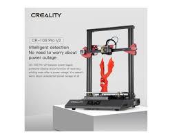 3D Printer <b>Creality CR-10S PRO V2</b> - 300x300x400mm ...