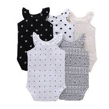 Sleeveless Sale Baby Girls O-neck O Newborn Girl Boy Baby ...