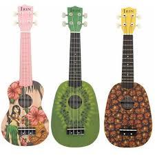 irin <b>21 inch</b> 4 strings basswood <b>soprano</b> ukulele uke musical ...