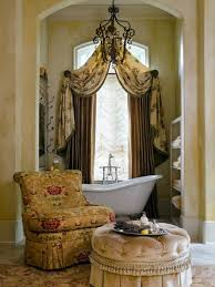 window treatments ideas dp maria bathroom richmondbathroom traditionalcurtains designdrapery   bathroom