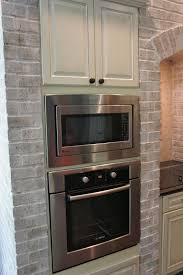 kitchen cabinets steps faux painting brick painted with annie sloan chalk paint