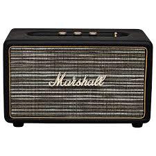 Купить Беспроводная <b>акустика Marshall Acton</b> BT Black в каталоге ...