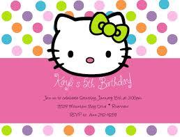 hello kitty birthday invitations templates best invitations card hello kitty birthday invitations photo