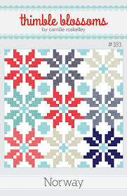 Image result for Thimble Blossoms patterns