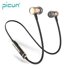 Picun <b>E3</b> Noise Cancelling Headphones <b>Bluetooth 5.0</b> Young ...