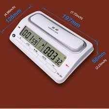 Online Shop <b>Electronic Digital Chess</b> Clock Game Timer Master ...