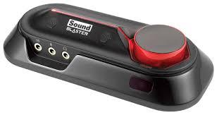 Внешняя <b>звуковая карта Creative</b> Omni Surround 5.1 — купить по ...
