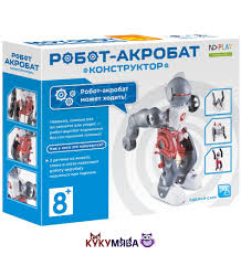 Конструктор Робот-акробат <b>ND Play</b> купить недорого