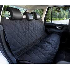BarksBar <b>Luxury</b> Waterproof <b>Car Seat Cover</b>, Black, Standard ...