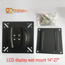 "TV <b>Wall Mount</b> bracket LCD display <b>wall mount 14""-27</b>"" 32109 ..."