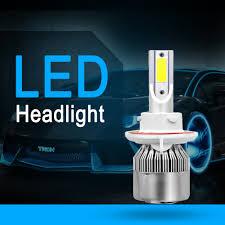 2Pcs 120W 10800LM H1/H3/<b>H4</b>/<b>H7</b>/<b>H11/9005</b>/9006 LED Headlight ...