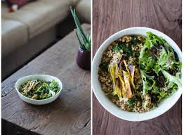 recipe redux spring buckwheat risotto gratitude and greens well i m happy to announce that my job search has ended last weekend i accepted a job offer at a start up that just opened its offices in toronto