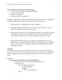 cover letter example of problem and solution essay example problem cover letter cover letter template for example of a problem solution essay sampleexample of problem and