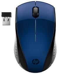 Беспроводная <b>мышь HP Wireless</b> Mouse 220 (7KX11AA) Blue USB ...