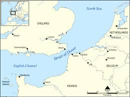 Strait of Dover - Simple English Wikipedia, the free encyclopedia