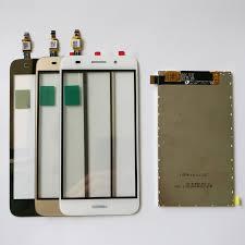 Back/White/Gold 5.0 inch For <b>Huawei Y3 2017 CRO</b>-L02 CRO-L03 ...