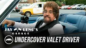 you must watch jay leno go undercover as a valet driver newscult you must watch jay leno go undercover as a valet driver
