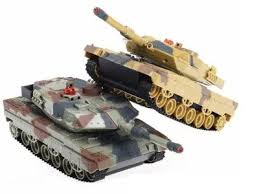 <b>Радиоуправляемый танк HuanQi</b> Leopard 2A5 Bluetooth 1:36
