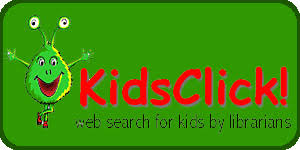 KidsClick Designed by librarians for kids