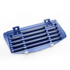 motorcycle aluminum replacement radiator cooler cooling for honda cb600 hornet cbf600 cb 600 cbf 2008 2013 2009 2010 2011