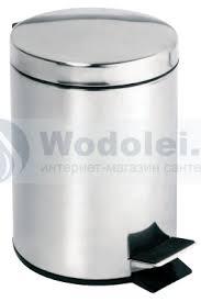 <b>Ведро для мусора Bemeta</b> 104315012 с педалью, цена 1539 руб ...