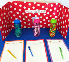 great idea for a pto pta fall festival party a guessing booth festival party