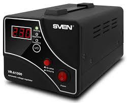 Обзор релейных <b>стабилизаторов напряжения Sven VR</b>-L1500 ...