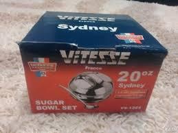 <b>Сахарница с ложкой Vitesse</b> Sydney — купить в Красноярске ...