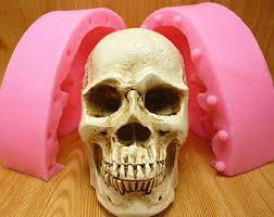 <b>3d skull</b> mold | Etsy