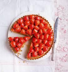 How to make a strawberry <b>frangipane</b> tart | delicious. magazine