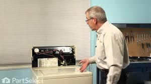 Washing Machine Repair - Replacing the Tub <b>Spring</b> (Whirlpool Part ...