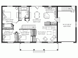 Bungalow House Plan   Square Feet and Bedrooms from    Level
