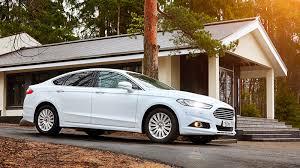 В России стал доступен <b>Ford Mondeo</b> с улучшенной оптикой и ...