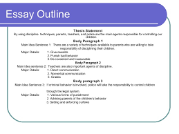 effective essay  oglasico elements of an effective essay essay