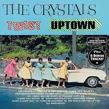 <b>Crystals</b> - <b>Twist Uptown</b> (Bonus Track) (Rmst) | findersrecords