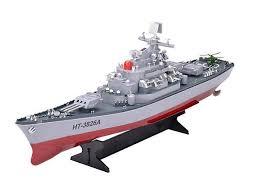 Радиоуправляемый корабль <b>Heng</b> Tai Battleship Yamato 40Mhz ...