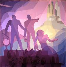 early modern era of aspiration waymon mccants iv s blog aaron douglas aspiration 1936 texas