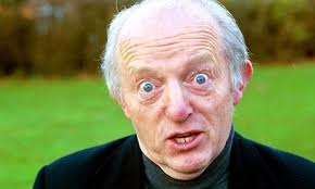 'Look into my eyes': Paul Daniels says Derren Brown may only give away his lottery trick secret in a 'gobbledegooky' way. Photograph: Graham Turner/Guardian - Paul-Daniels-001
