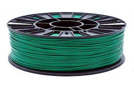 <b>ABS пластик</b> REC 1.75мм <b>зелёный</b>
