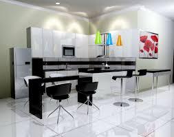 Black White Kitchen Designs Black And White Kitchen Design For Your Best Home
