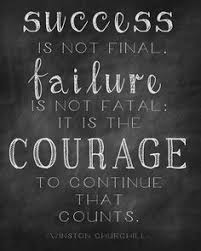 Courage Quotes - courage quotes pinterest with courage quotes in ... via Relatably.com