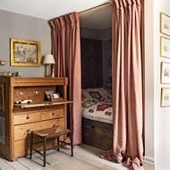 create a cabin bedroom design ideas small