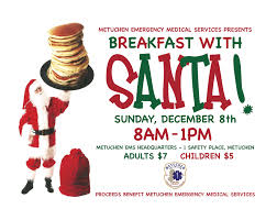 metuchen matters archives meet and eat santa to benefit the ems this sunday