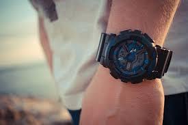 <b>Мужские</b> наручные <b>часы Casio</b> - <b>GA</b>-<b>110CB</b>-<b>1A</b>